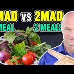 OMAD vs 2MAD – Which Is Better (One Meal A Day or Two)