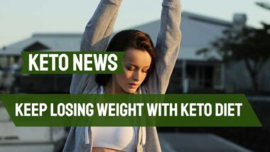 keep losing weight with keto diet