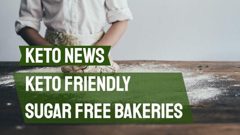keto friendly sugar free bakeries